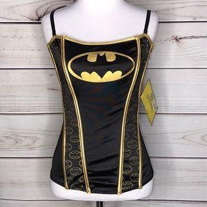 DC Comics Original Batman Corset NWT